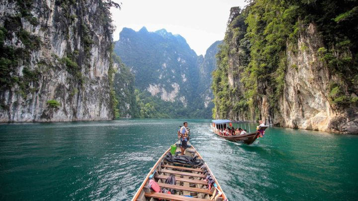 How to travel to Khao Sok National Park
