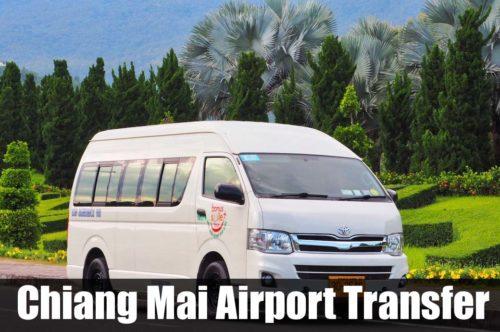 chiang mai airport transfer